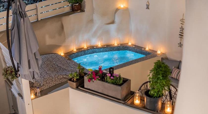 HIDDEN TREASURE SUITES in Santorini - 2019 Prices,Photos,Ratings - Book Now
