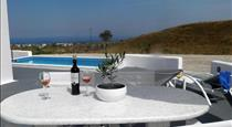 Santorini Traditional Suites, hotels in Vothonas