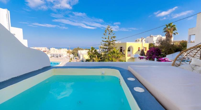 THE MUSE OF SANTORINI PRIVATE JACCUZZI SUITE in Santorini - 2019 Prices,Photos,Ratings - Book Now