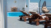 Dream Villa Santorini, hotels in Vourvoulos