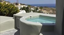 Heart of Santorini, hotels in Vourvoulos