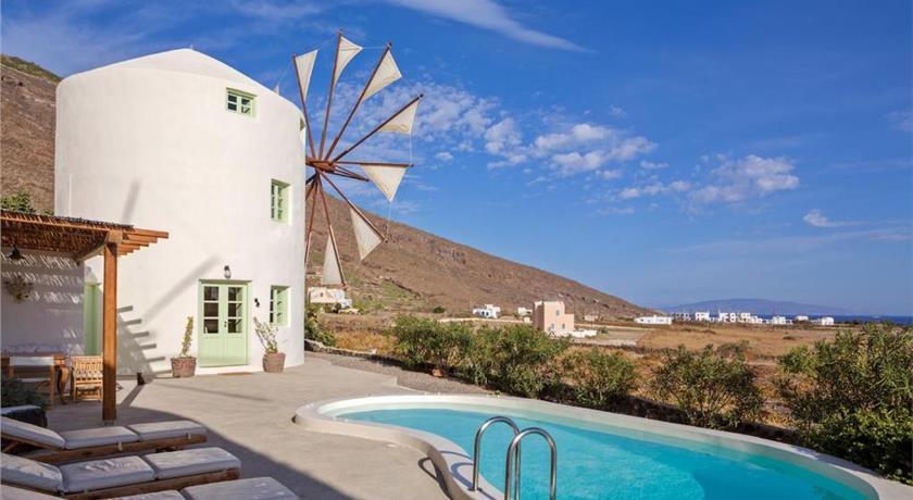 PORI VILLA SLEEPS 5 POOL AIR CON WIFI in Santorini - 2019 Prices,Photos,Ratings - Book Now