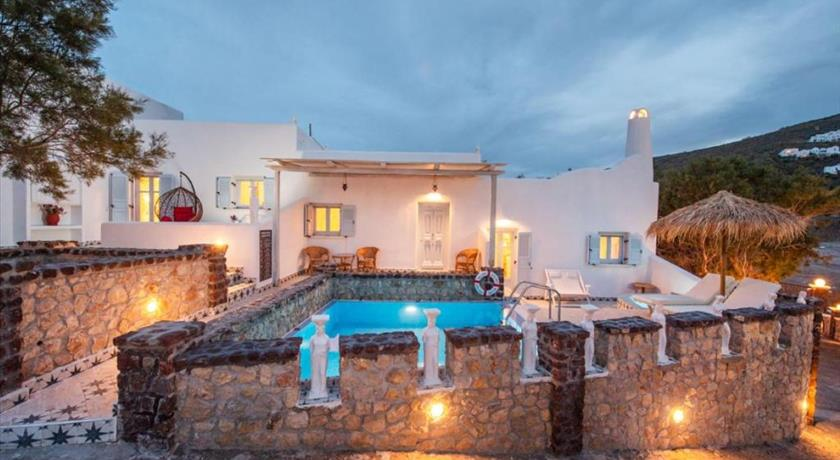 STARLIGHT LUXURY SEASIDE VILLA in Santorini - 2019 Prices,Photos,Ratings - Book Now