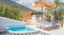 Starlight Luxury Seaside Villa, hotels in Vourvoulos