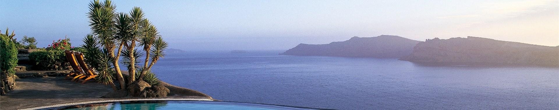 Santorini 5 Star Hotels Online Booking Santorini View