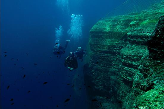 Photo of Discover Scuba Diving in Santorini