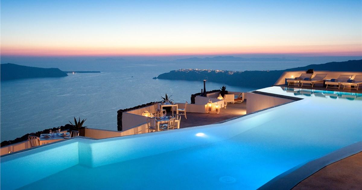 Santorini Boutique Hotels