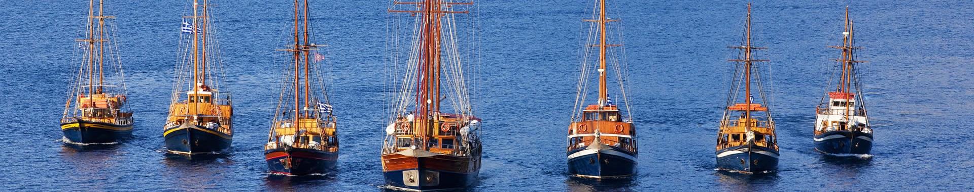 Caldera's Boats
