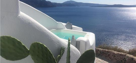 Photo of Liakada Oia Suites