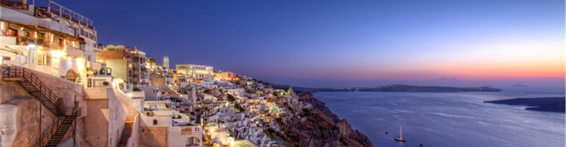 Why Santorini is the best Greek island