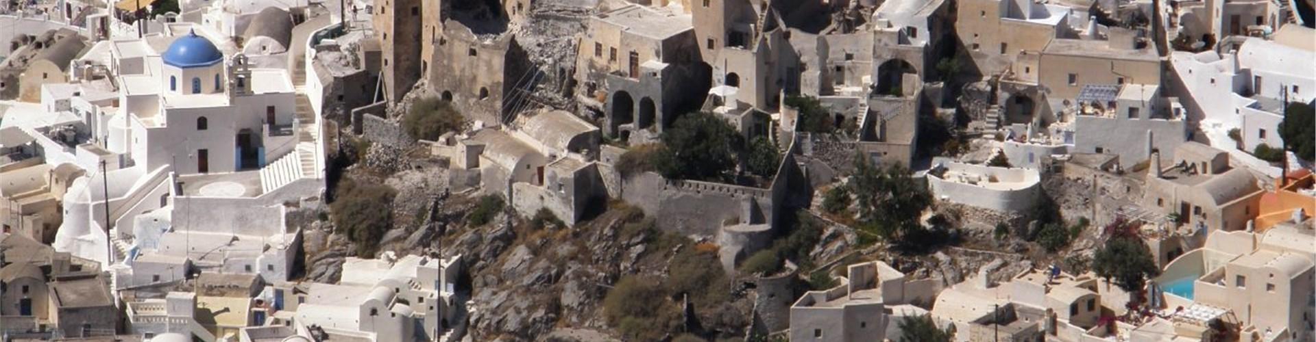 Emporio The Largest Village Of Santorini
