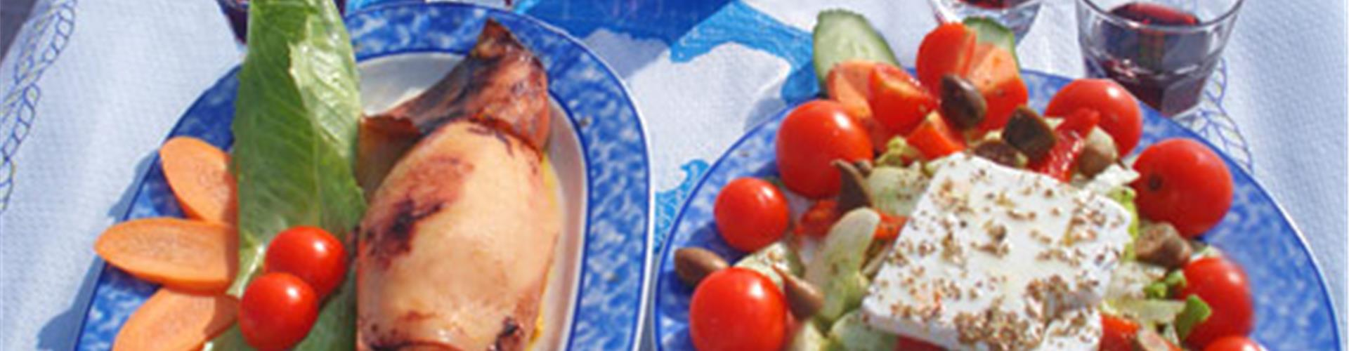 Santorini: A gastronomic destination