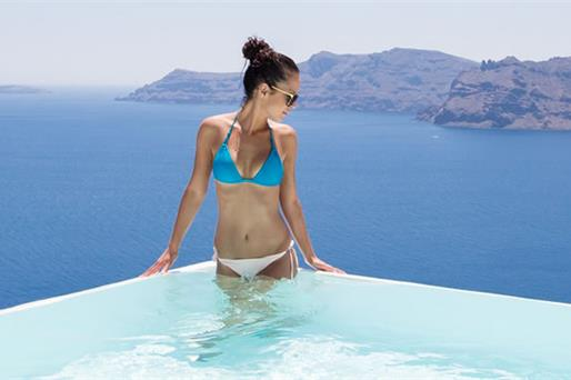 Santorini Suites