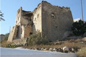 The castle of Emporio - Castles - Santorini