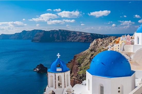Photo of Santorini 4-hour Bus Tour for Cruise Ship Passengers