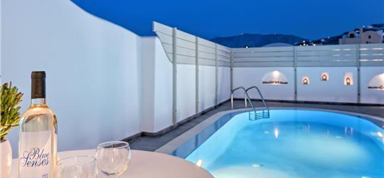 Photo of Santorini Blue Senses Villas