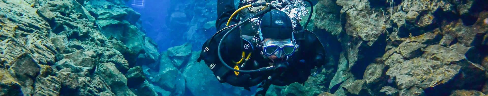 Scuba diving & snorkeling