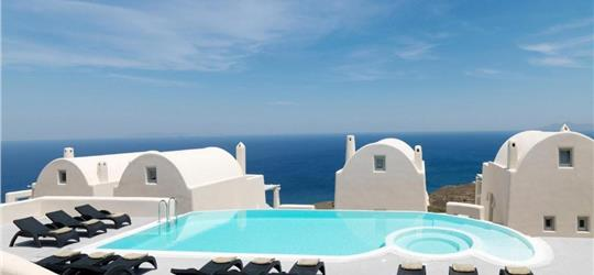 Photo of Dome Santorini Resort & Villas