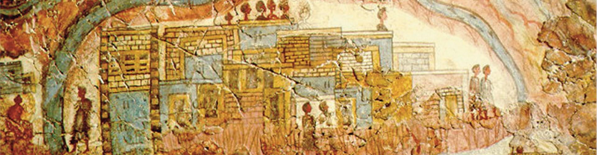 Santorini Culture