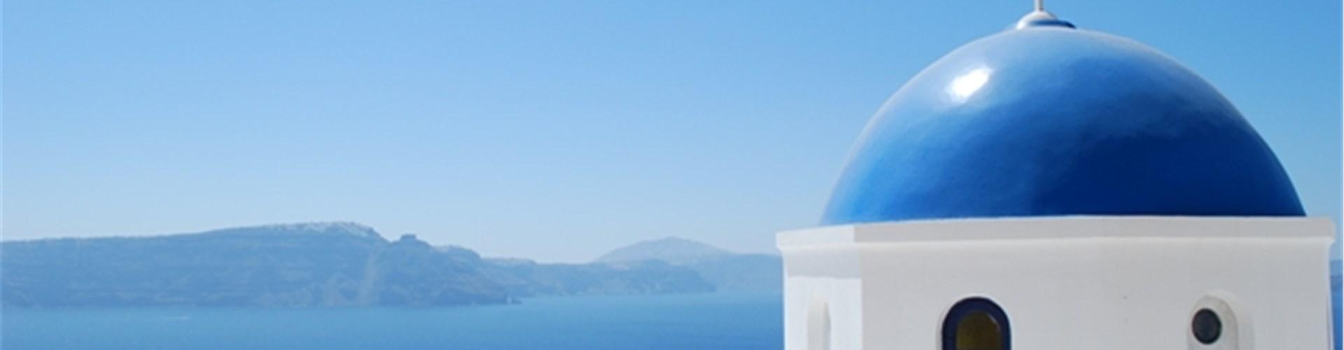 Santorini History