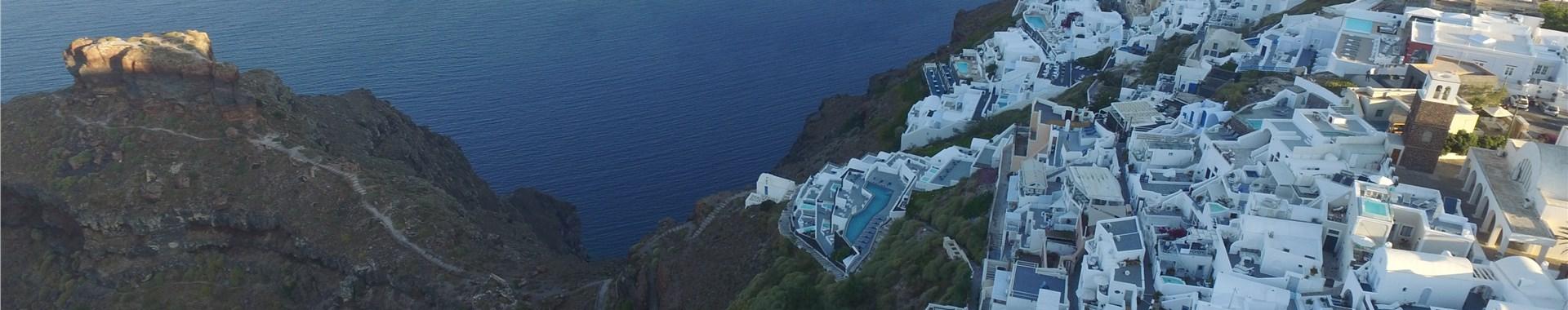 Imerovigli Imerovigli Hotels in Santorini island, Greece