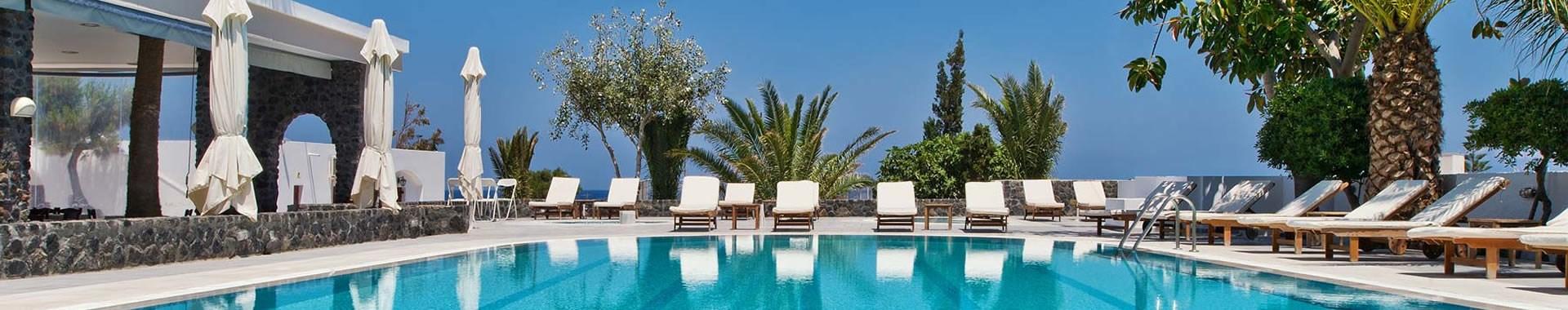 Santorini All Inclusive Hotels