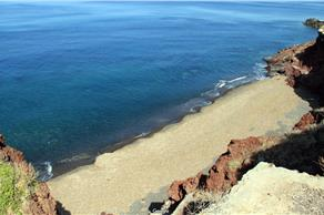 Pori beach - Beaches - Santorini