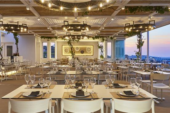 Photo of Fine-dining experience at Pyrgos Restaurant