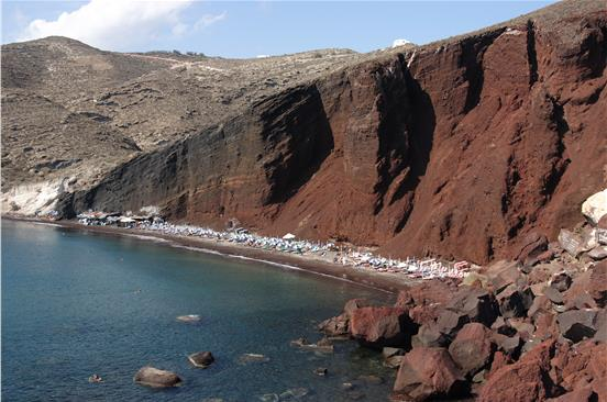 Photo of Private Half Day Tour of Santorini's South Side