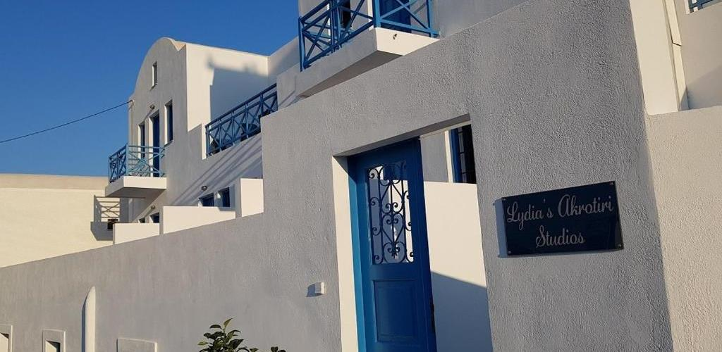 Photo of Lydia's Akrotiri Studios