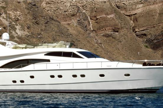 Photo of Luxury Private Yacht Cruise in Santorini