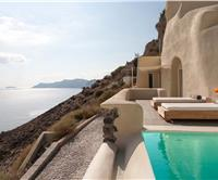 Luxurious Hotels in Santorini