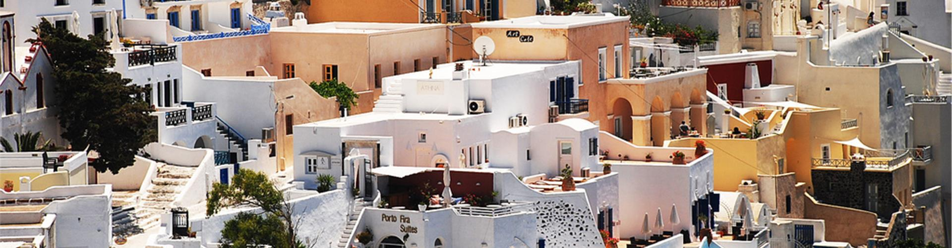 Santorini Best Hotels in Greece