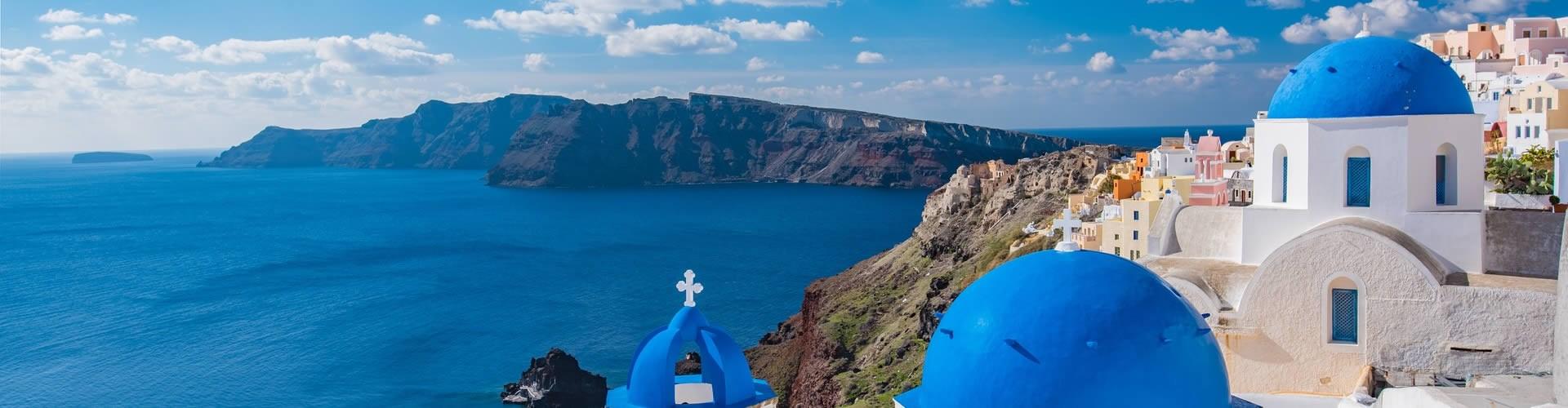 Why Santorini is the best Greek island?