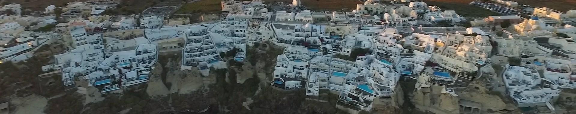 Oia Oia Hotels in Santorini island, Greece