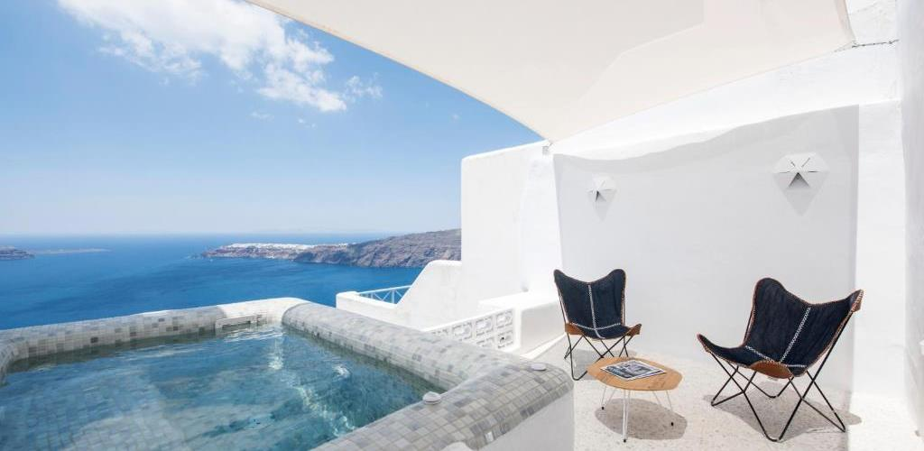 Photo of Seascape Villa by Caldera Houses
