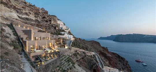 Photo of Old Castle Oia