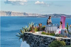 Lycabettus Restaurant - Restaurants - Santorini