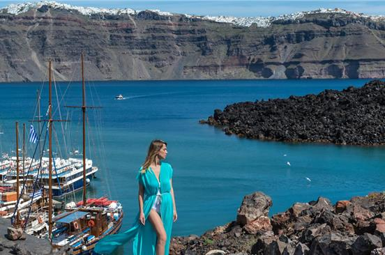 Photo of Volcano Boat Tour including Hot Springs & Therasia