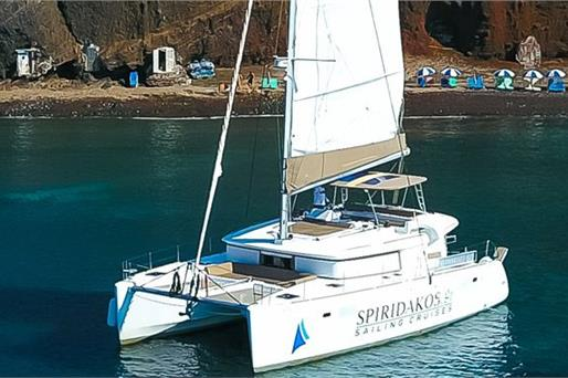 Catamaran sailing cruises