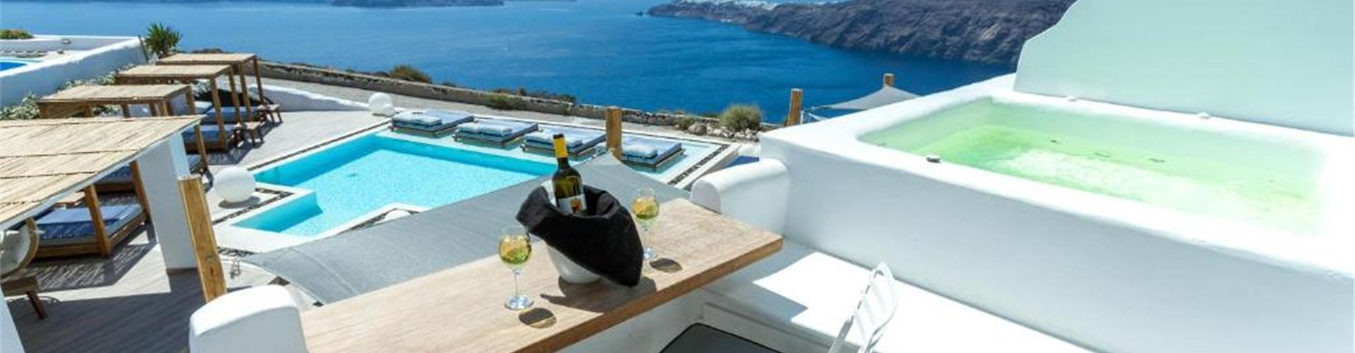 Photo of Santorini's Balcony Art Houses