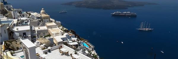 39 Santorini Hotels In Fira Town With Private Pool In The