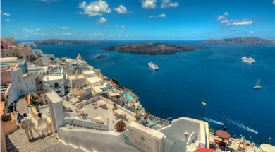 Santorini Volcano - Attractions - Santorini